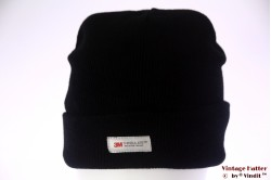 Beanie hat 3M Thinsulate black 54-60 [New]