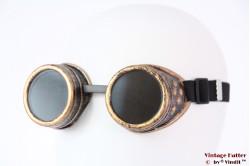 Steampunk Welding Goggles copper