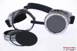 Steampunk Welding Goggles 'iron'