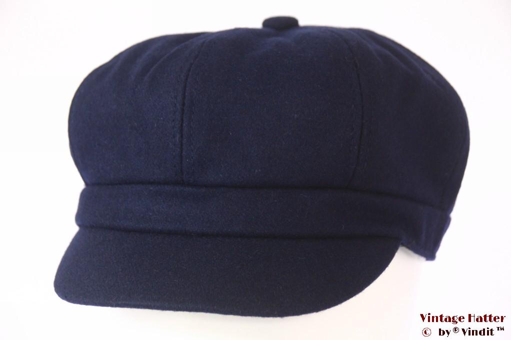 Balloon-type cap Hawkins navy blue 53-61 [new]