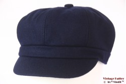 Balloon-type cap Hawkins navy blue 53-61 [new]