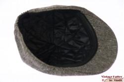 Preshaped panelcap greyish brown 57-59