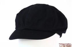 Ballon-type cap SkyHigh black cotton 54,5 - 58 [New]