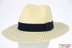 Ladies fedora Hawkins yellow paper 54-57 [new]