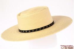 Brixton Limited Bermuda wide brim straw hat 56 [New Sample]