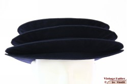 Ladies Pagode-hat The Madhatter dark blue 54-57 [New]