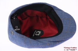 Paperboy snapcap Brixton Brood blue 58 (M) [New Sample]