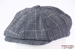 Paperboy snapcap Brixton Brood grey blue 58 (M) [New Sample]
