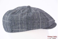 Paperboy snapcap Brixton Brood grey blue 58 (M) [New Sample]