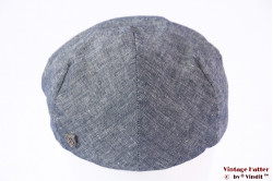 Flatcap Brixton light blue snapcap cotton 59 [New Sample]