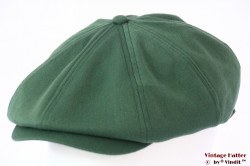 Paperboy snapcap Brixton Brood cypress green 58 (M) [New Sample]