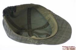 Panelcap green cotton 58-59