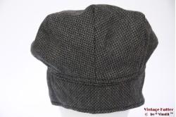 Flatcap TCM grey with earwarmer 61 (XL)