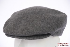 Flatcap Lloyd Fashion grey 54 (XS)
