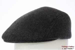 Flatcap Formen grey preshaped 56
