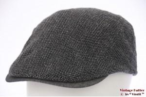 Flatcap grey adjustable 54 - 58