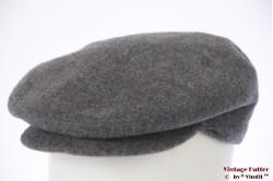 Flatcap Best Quality grey 56