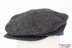 Platte pet Nike grijs wol 59