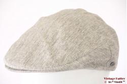 Flatcap Balke beige grey 59-61 [as new]
