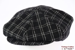 Paperboy snapcap Brixton Ollie black 58-59 (M) [New Sample]