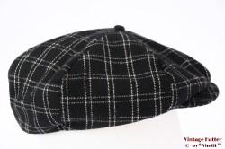 Paperboy snapcap Brixton Ollie black 58-59 (M) [New Sample]