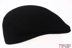Preshaped cap black felt 59