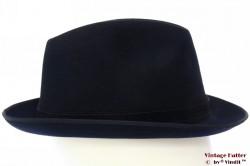 Fedora Rockel Exquisit dark blue 59