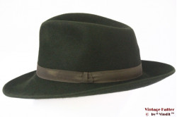 Outdoor fedora Johnny Lambs green fur felt 58,5