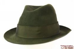 Fedora Oberländer green felt 59