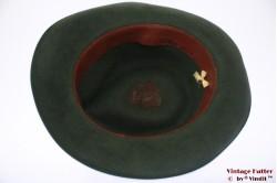 Fedora Reiner Haarfilz green fur felt 57