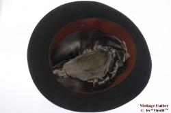 Fedora BOB anthracite grey felt 56