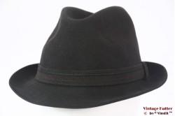 Gleufhoed Rockel Luxus Quality donker grijs vilt 56
