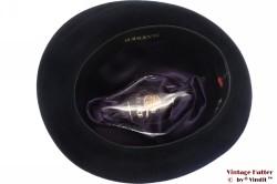 Fedora Mayser black velour 56