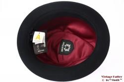 Brixton Gain adjustable fedora black 56-58 (M) [New Sample]