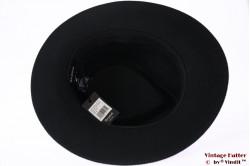 Fedora Brixton Swindle II black 58,5 (M) [New Sample]