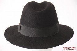 Outdoor Fedora Indiana Jones by Mayser black felt 59,5