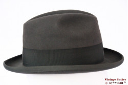 Homburg hat Chisnall Elite grey felt 56