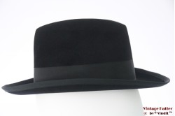 Homburg hat Wegener Extra black felt 55 (S)