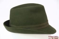 Hunting hat Tonak Akron green felt 56