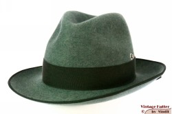 Hunting hat green felt with button 56