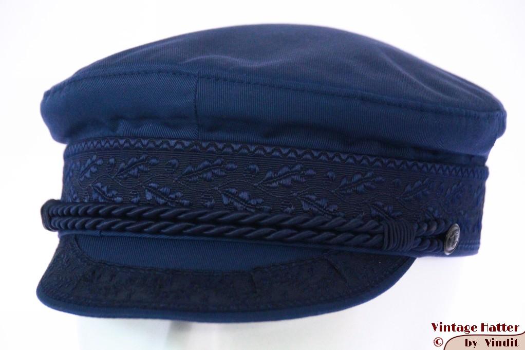 Captains cap Prinz Heinrich blue 59,5