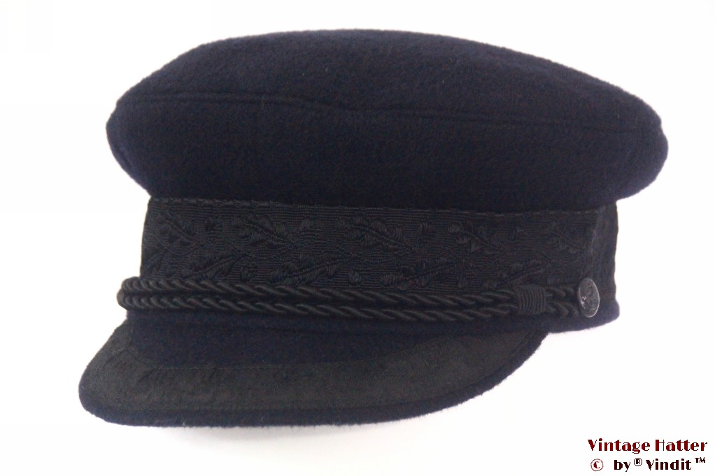 Captains cap Prinz Heinrich dark blue 56