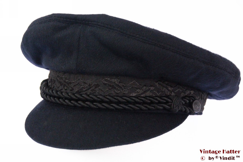 Captains Uniform cap Segler blackish blue 56