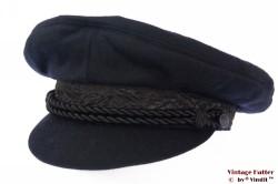 Captains Uniform cap Segler blackish blue 56