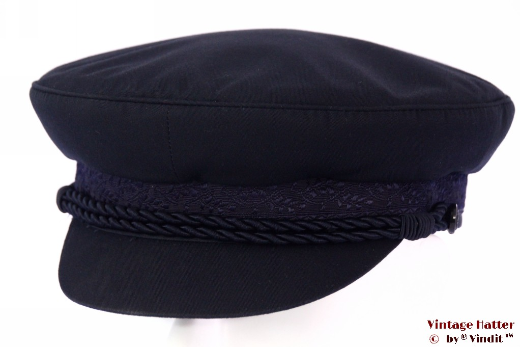 Captains cap Elbsegler by Balke dark blue 56