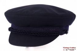 Kapiteinspet Elbsegler by Balke donker blauw 56
