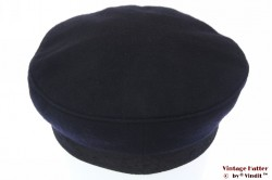 Captains cap Elbsegler dark blue 57