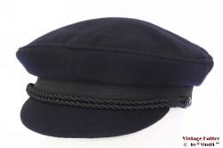 Kapiteinspet Elbsegler donker blauw 57