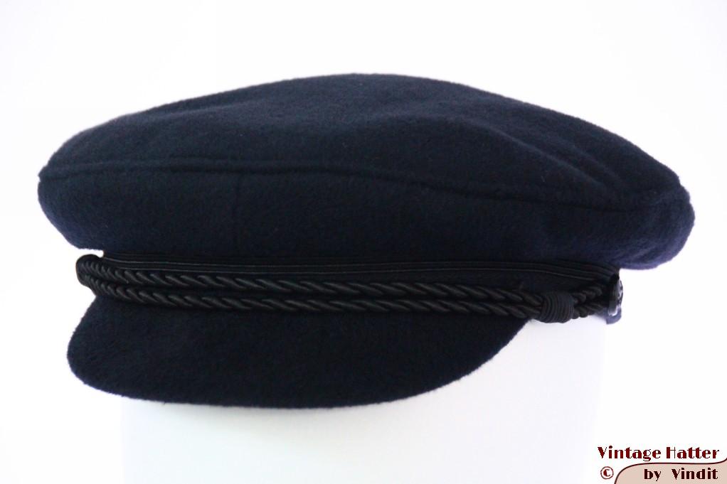 Captains cap Elbsegler by Balke dark blue 57