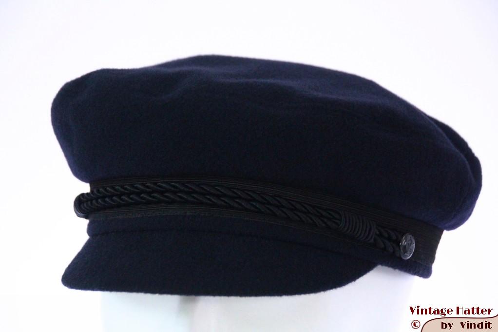 Captains cap Elbsegler by CandA dark blue 60 (XL)
